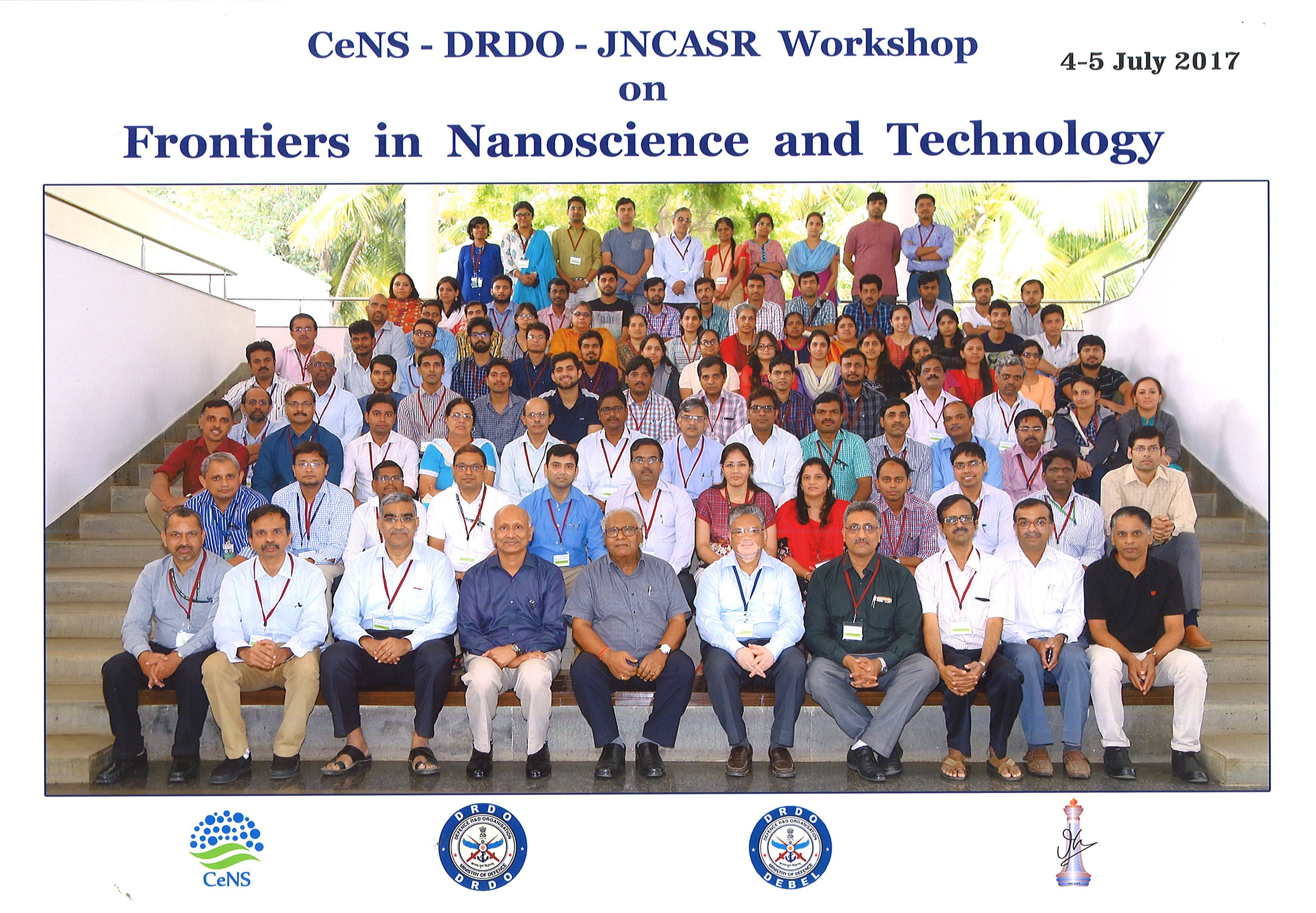 CeNS DRDO JNC workshop group